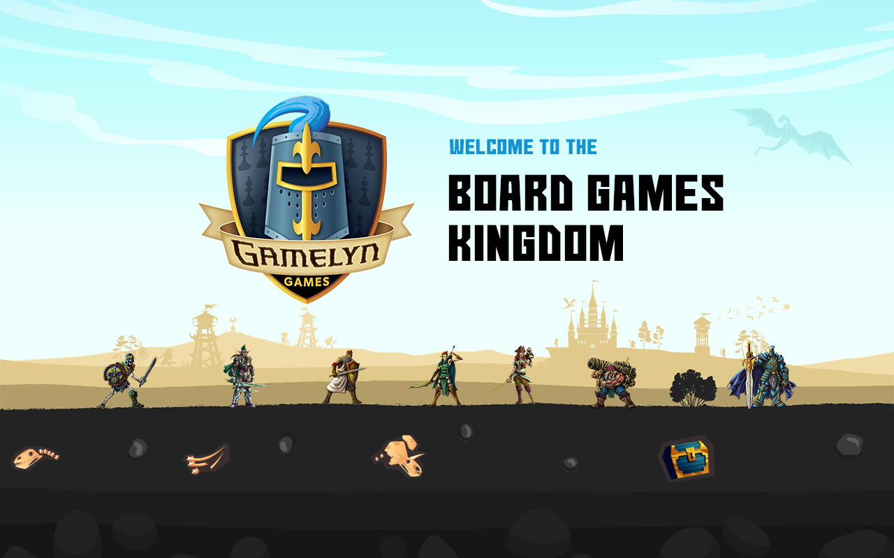 Home - Gamelyn Games - More Fun Faster