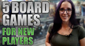 5 Boardgames For New Players