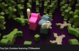 Tiny Epic Zombies ITEMeeple Video
