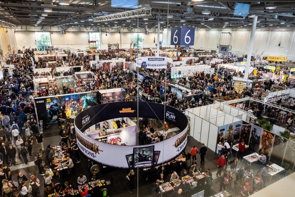 Booth 5A110 – Essen Spiel 14. – 17. Oct. 2021 – Gamelyn Games Attending