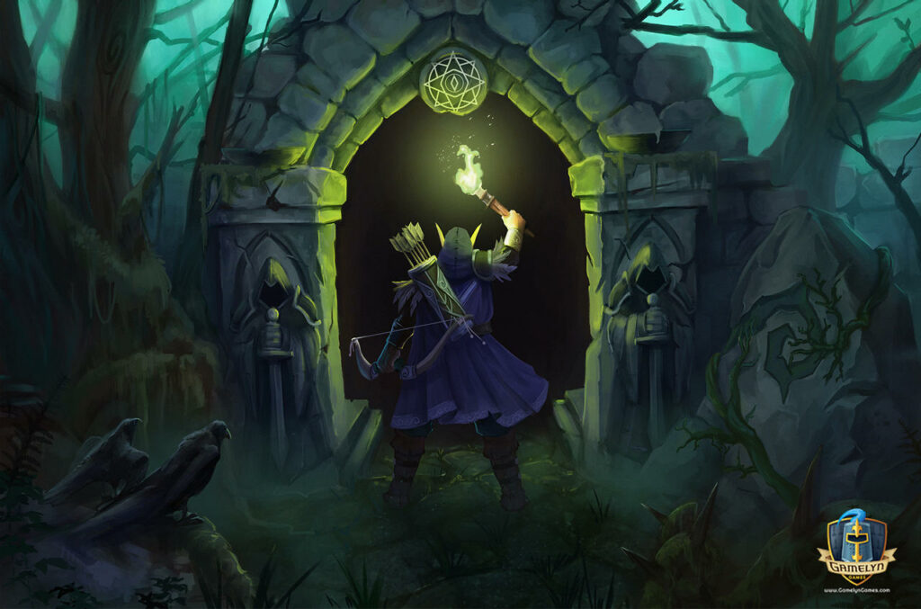 Tiny Epic Dungeons – Enter at your own Peril