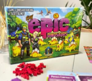 Ordinary_Board_Gamer – Tiny Epic Dinosaurs Review