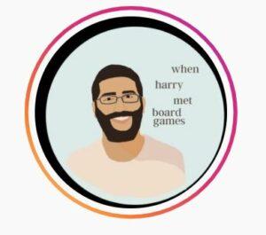 When Harry Met Boardgames Top 5