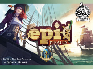 Reaping the Rewards: Take to the Seas in 'Tiny Epic Pirates'